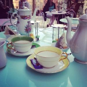 Teatime Buttercup Lyon