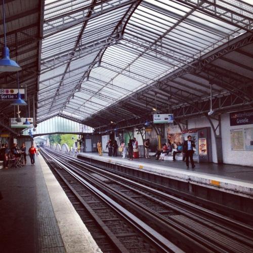 La Motte Piquet Metro, Paris