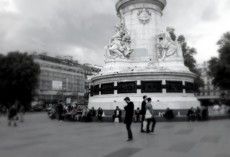 Republique black and white.jpg