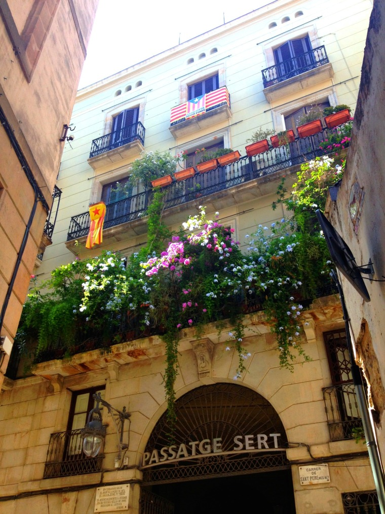 Barcelona Passatge Sert