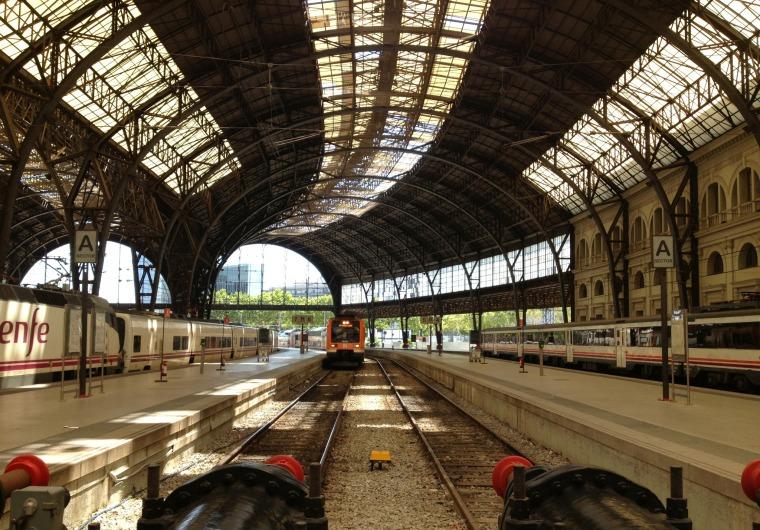 Barcelona RENFE