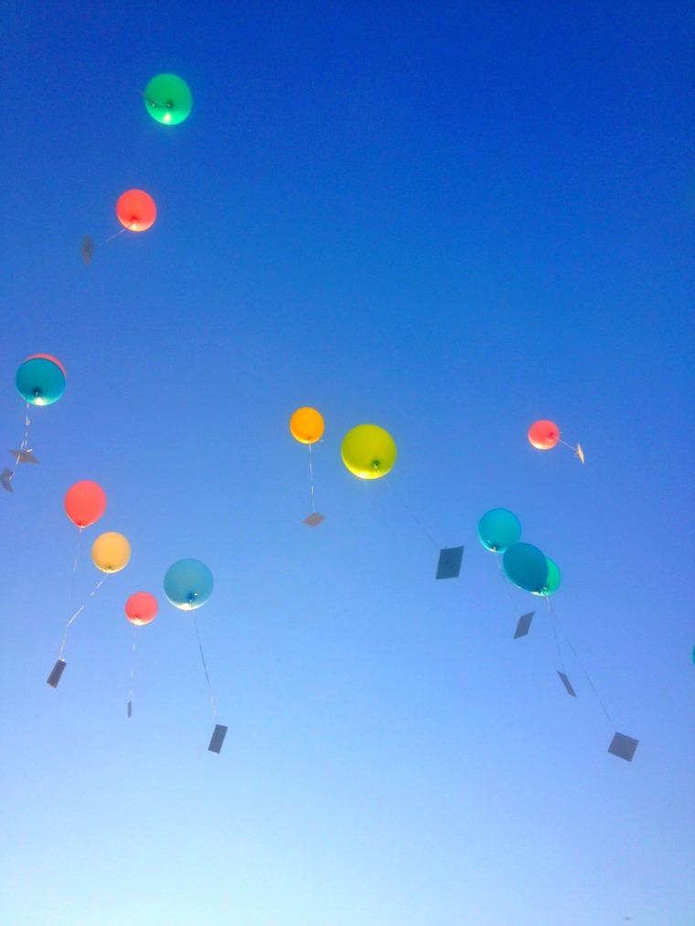 Vevey balloons