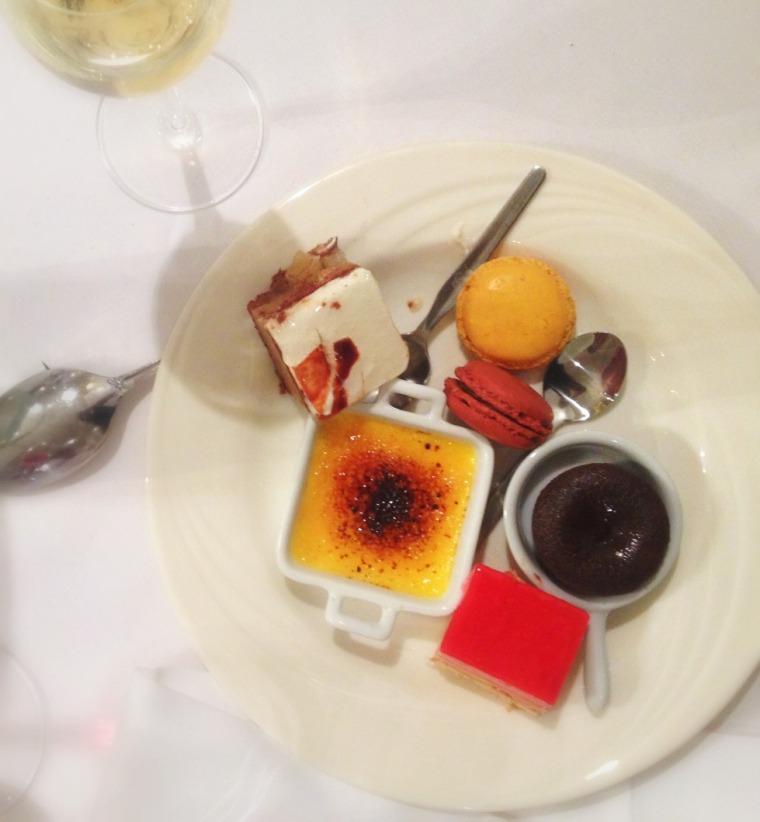Vevey dessert