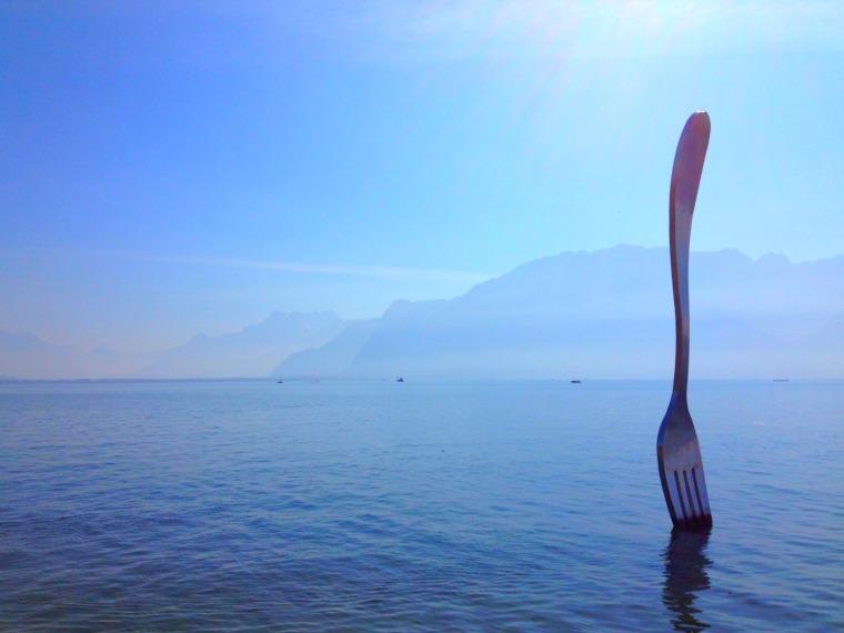 Vevey fork