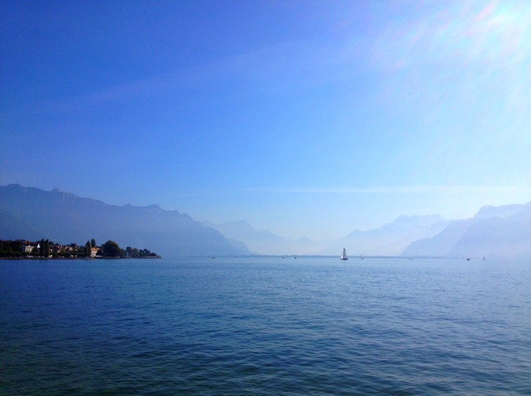 Vevey lake