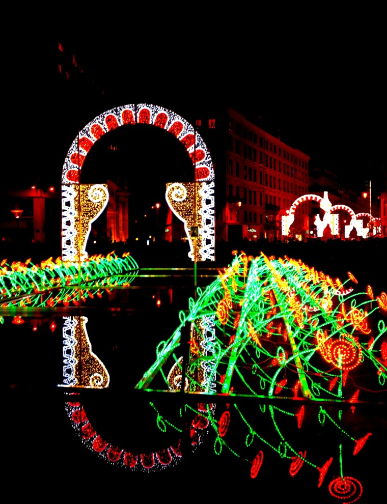 fete des lumieres reflections 2