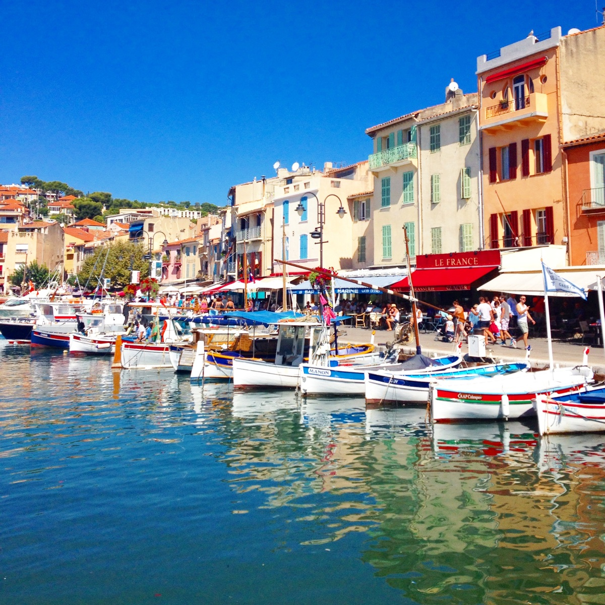 One day in Cassis