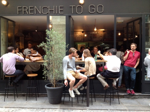 Frenchie to Go Paris