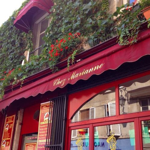 Chez Marianne Paris