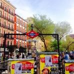 Madrid La Vie En C Rose
