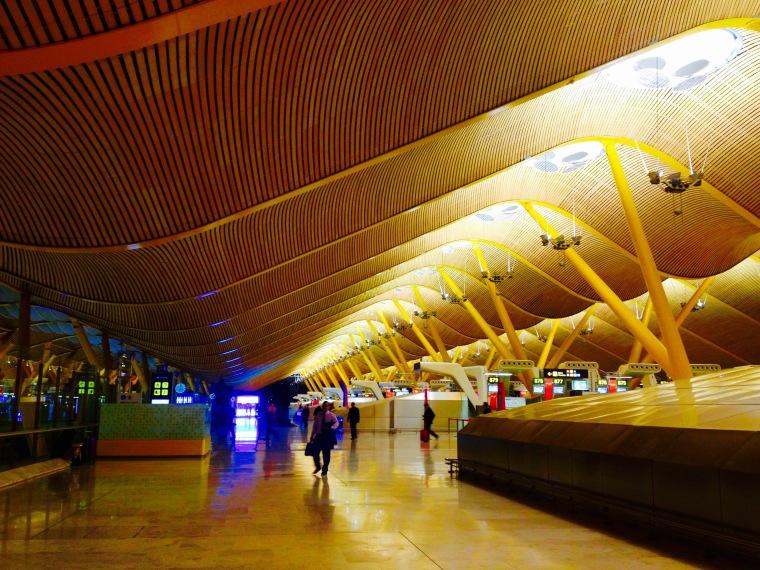 Madrid Airport La Vie En C Rose