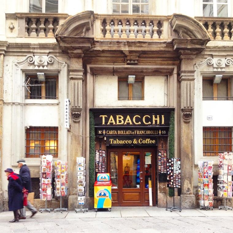 Turin Tabacchi La Vie En C Rose