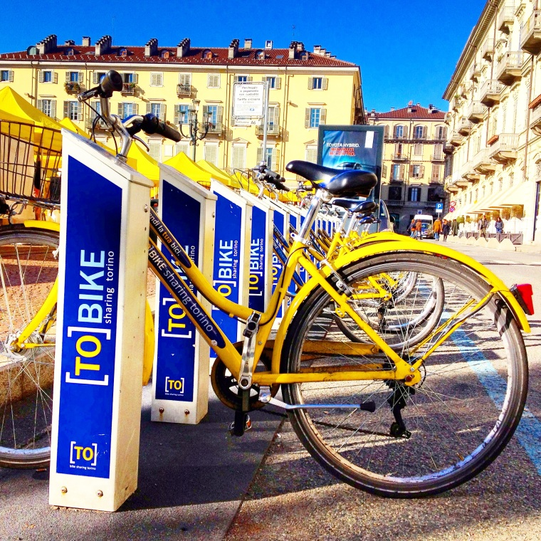 Turin bikes La Vie En C Rose