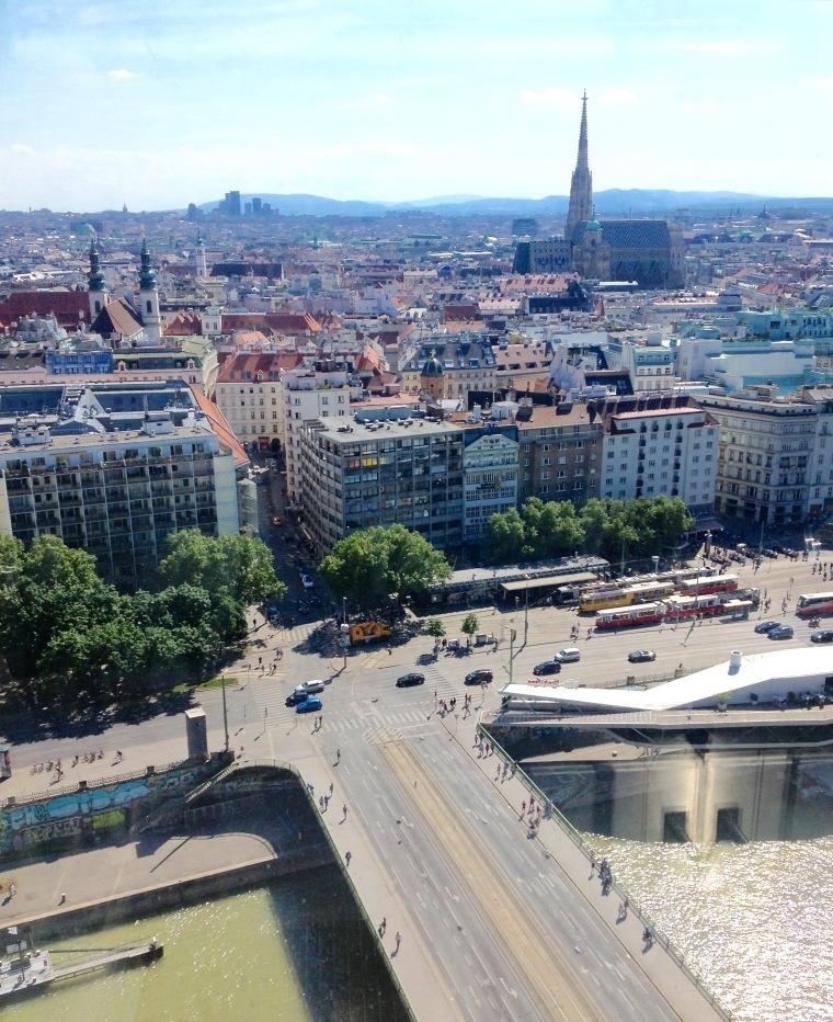 Sofitel View, Vienna: La Vie En C Rose