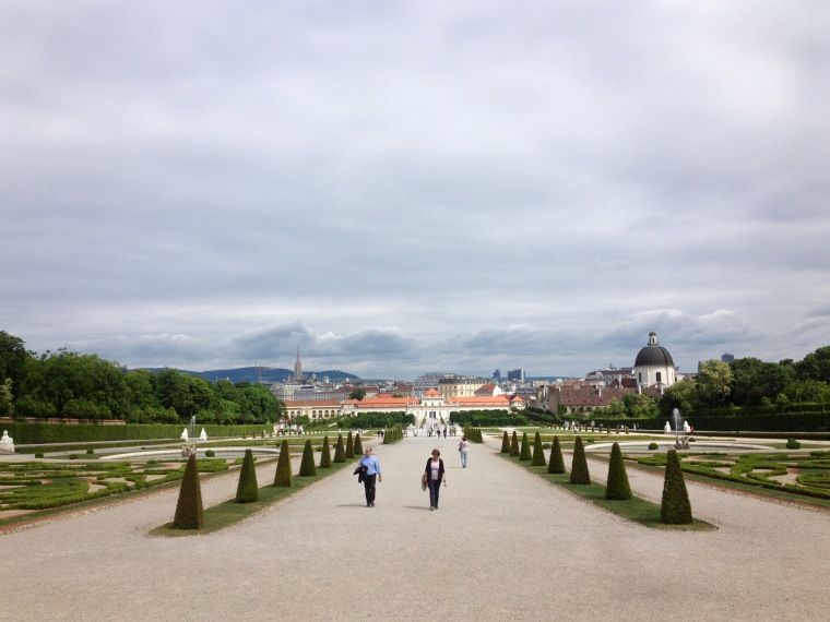 Belvedere, Vienna, La Vie En C Rose