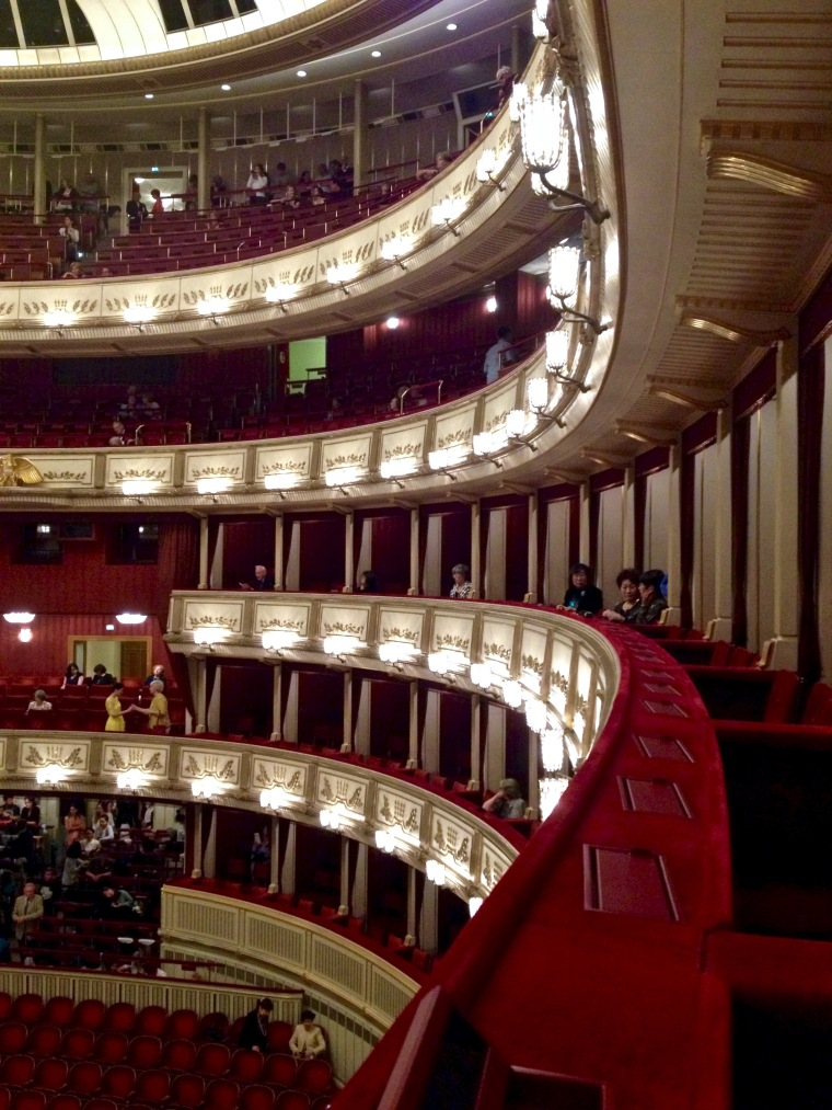 Vienna Staatsoper, La Vie En C Rose
