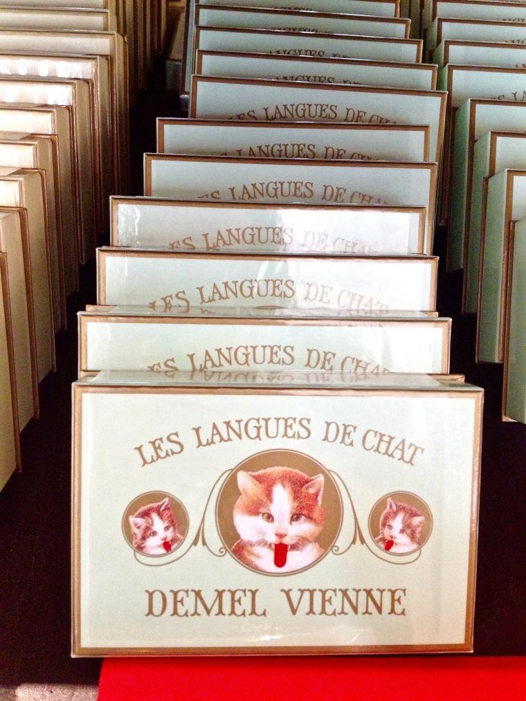Demel, Vienna: La Vie En C Rose