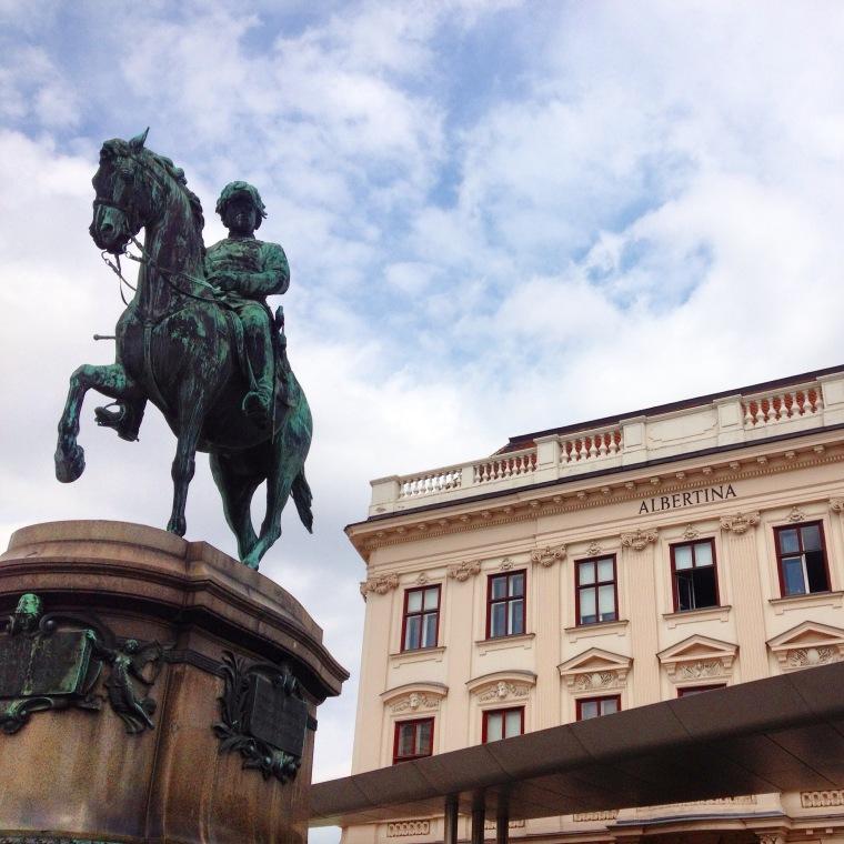 Albertina, Vienna, La Vie En C Rose