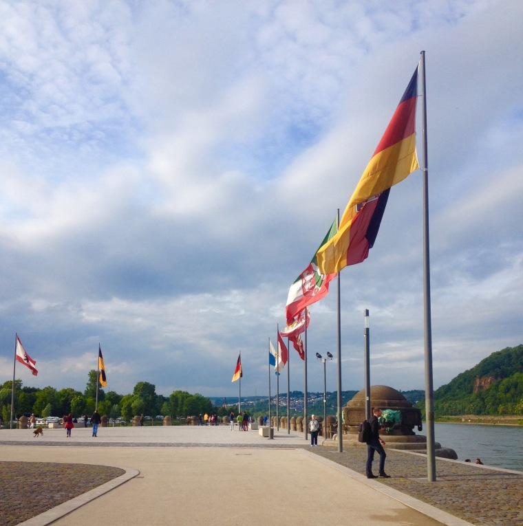 Deutsches Eck La Vie En C Rose