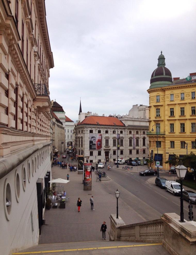 Vienna, La Vie En C Rose