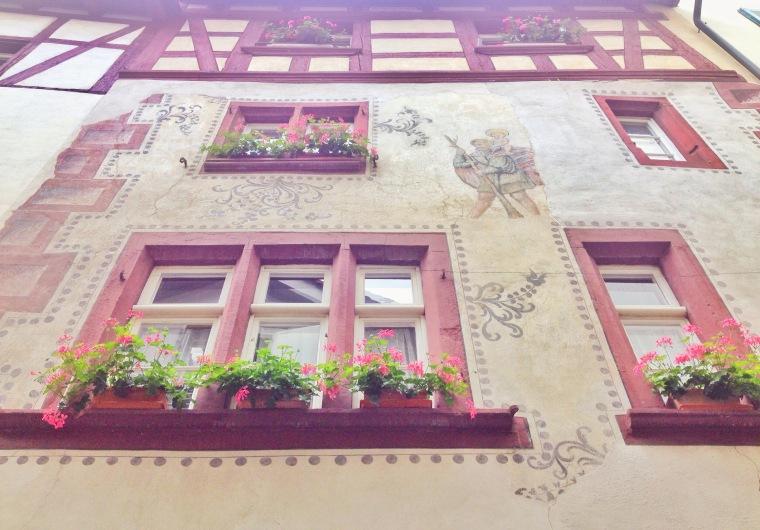 Imbergasslein, Basel