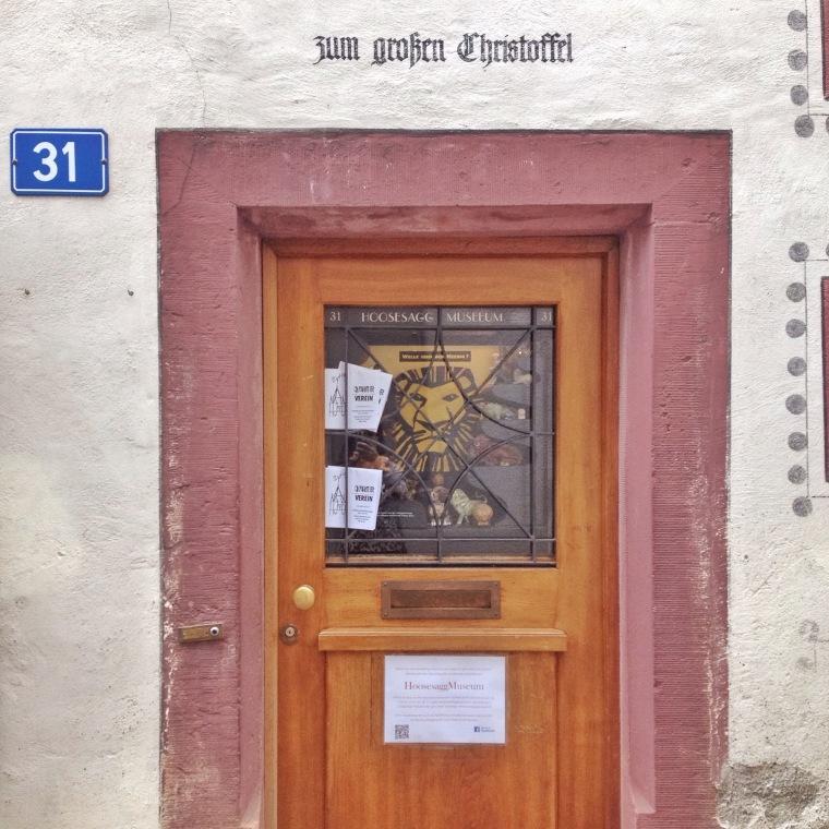 Hooseaggmuseum Basel
