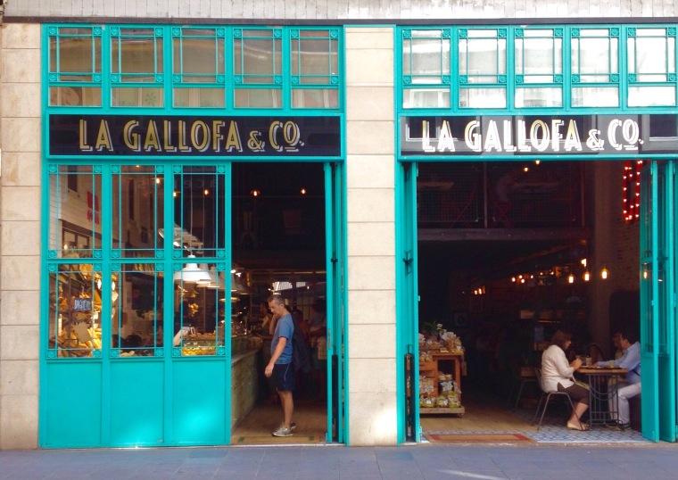 Gallofa Cafe Santander