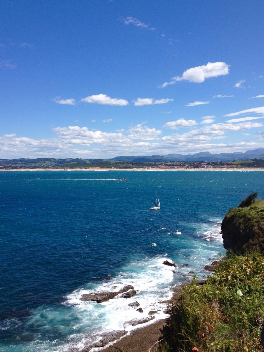 Holy crap, Santander is beautiful
