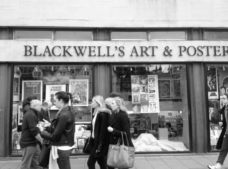 Blackwell's Oxford