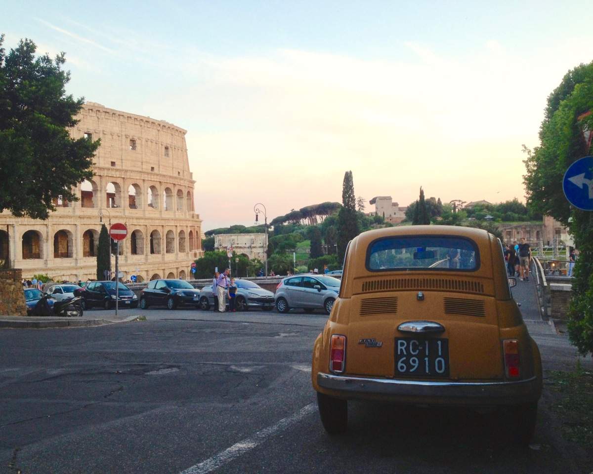 Eating my way through neighborhoods of Rome: Monti, Trastevere, Testaccio, and more