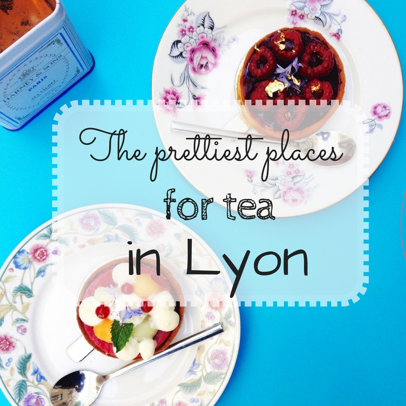 The prettiest places for tea in Lyon - copie