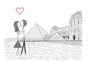 Love Louvre